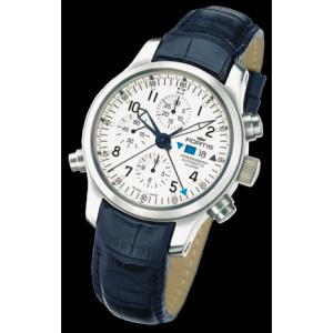 Fortis B-42 Flieger Chronograph Alarm 636.10.12 LC 05