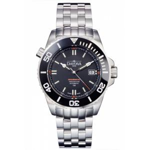 Davosa Argonautic Lumis Automatik schwarz/rot 161.509.20