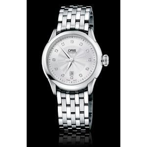 Oris Artelier Date Diamonds 01 561 7604 4041-07 8 16 73