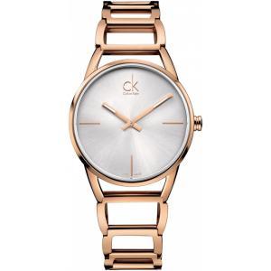 Sonstiges Calvin Klein Damenuhr Stately K3G23626