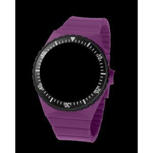 Fortis Color C14 Silikonarmband Violett