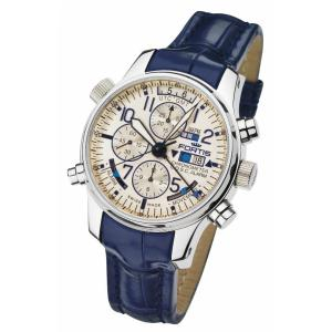 Fortis F-43 Flieger Chronograph Alarm GMT Limited Edition 703.20.92...