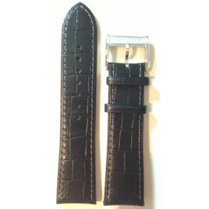 Hamilton Jazzmaster Lederband schwarz 23mm H600.327.102
