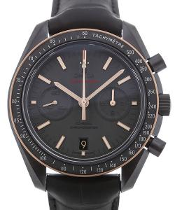 Omega Speedmaster 44 Dark Side of the Moon Grey Dial