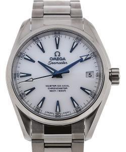 Omega Seamaster Aqua Terra 39 GoodPlanet Foundation Edition