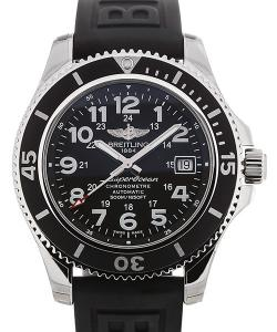 Breitling Superocean II 42 Automatic Black Dial