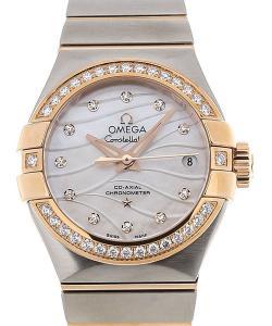 Omega Constellation 27 Automatic Gemstone