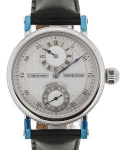 Chronoswiss Grand Regulateur 44 Silver Dial