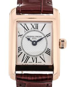 Frederique Constant Carree 23 Quartz Leather