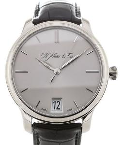 H. Moser & Cie Monard 41 Hand Wound Date