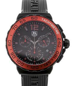 TAG Heuer Formula 1 Chronograph 42 Red Black