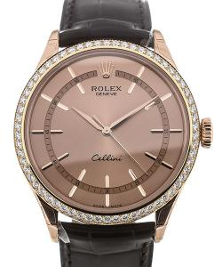 Rolex Cellini 39 Automatic Gemstone