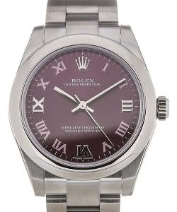Rolex Oyster Perpetual 31 Automatic Red Dial