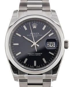 Rolex Oyster Perpetual 34 Automatic Blue Dial