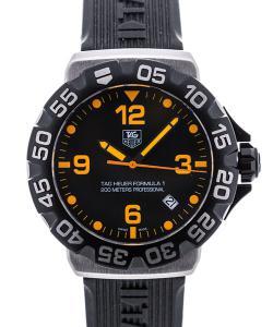 TAG Heuer Formula 1 Orange Black 41