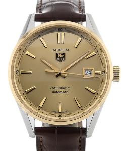 TAG Heuer Carrera Automatic Carrera 39 Automatic Gold Dial