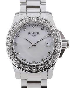 Longines Conquest 35 Quartz Gemstone