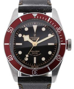 Tudor Heritage Black Bay 41 Automatic Black Dial