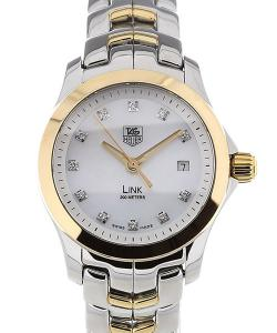TAG Heuer Link 27 Quartz Gemstone