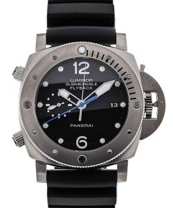 Panerai Luminor 1950 47 Automatic Flyback Titanium