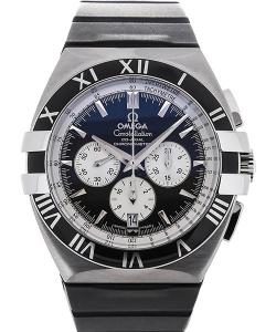 Omega Constellation Double Eagle 41 Automatic Chronograph