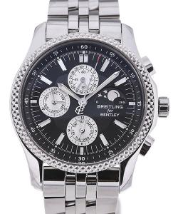 Breitling for Bentley 42 Automatic Moon Phase Steel