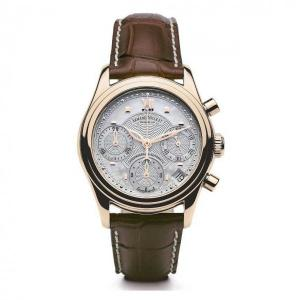 ARMAND NICOLET M03  Date Chronograph 18kt Gold 7154AANP915MR8