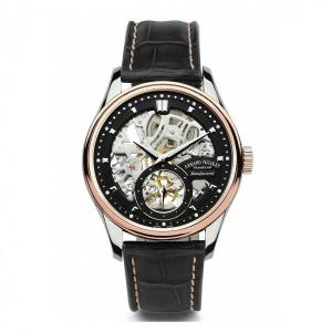 ARMAND NICOLET LS8 Limited Edition mit 18kt Gold 8620SNRP713