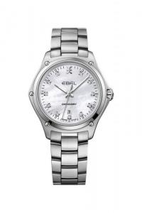 Ebel Discovery Lady Quarz 1216394 33mm