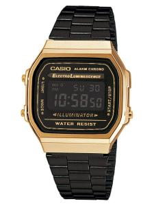 Casio A168WEGB-1BEF Collection Armbanduhr