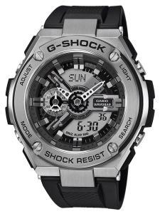 Casio GST-410-1AER G-Shock Herren-Chronograph G-Steel