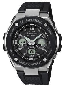 Casio GST-W300-1AER G-Shock Steel Funk-Solaruhr