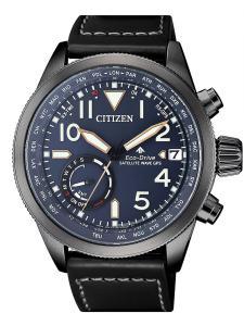 Citizen CC3067-11L Satellite Wave GPS Armbanduhr