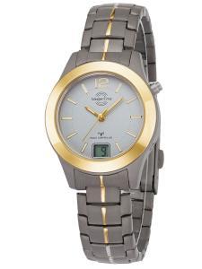 Master Time MTLT-10354-42M Damen-Funkuhr Expert Titan