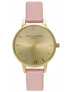 Olivia Burton OB15MD52 Midi Dial Dusty Pink & Gold Damenuhr
