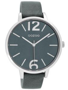 Oozoo C9150 Damenuhr Blaugrau 43 mm