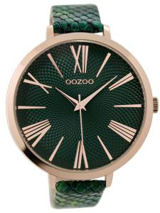Oozoo C9216 Damenuhr Rose/Grün 48 mm