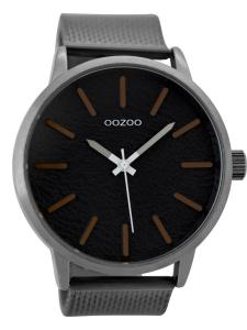 Oozoo C9233 Herrenuhr Dunkelgrau 49 mm
