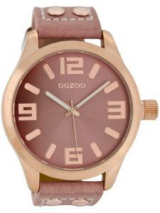 Oozoo C1152 XL Armbanduhr Altrosa 46 mm