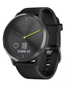 Guess Garmin 010-01850-01 vivomove HR Sport Fitness-Tracker Smartwatch L Schwarz