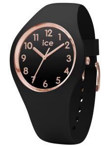 Ice Watch Ice-Watch 015340 Damenuhr Glam schwarz/roségold M