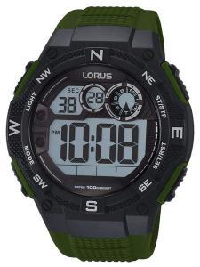 Lorus R2321LX9 Digital-Herrenuhr Chronograph