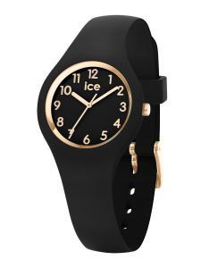 Ice Watch Ice-Watch 015342 Damenuhr Ice Glam Schwarz/Gold XS