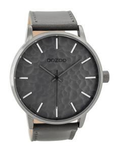 Oozoo C9440 Herrenuhr Grau 48 mm