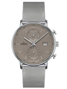 Junghans 041/4878.44 Herrenuhr Chronoscope Form C