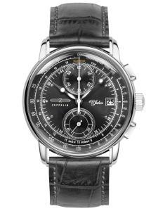 Zeppelin 8670-2 Herrenuhr Chronograph 100 Jahre  Ed. 1