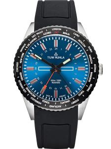 TUW Ruhla 20243-051702 Herren-Automatikuhr Globetrotter