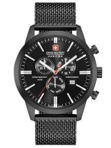 Swiss Military Hanowa 06-3308.13.007 Herren-Armbanduhr Multifunktion