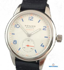 Nomos Glashütte Club neomatik 740 37mm