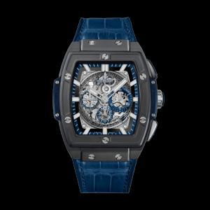 Hublot Spirit Of Big Bang Ceramic Blue NEU 601.CI.7170.LR